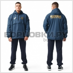 Беговая куртка Russia Wrestling