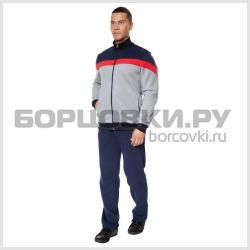 Спортивный костюм мужской