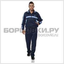 Мужской спортивный костюм 'Джамп синий'