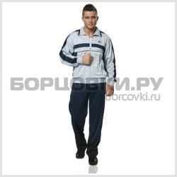 Мужской спортивный костюм 'Джамп серый'