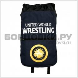 Рюкзак-мешок United World Wrestling